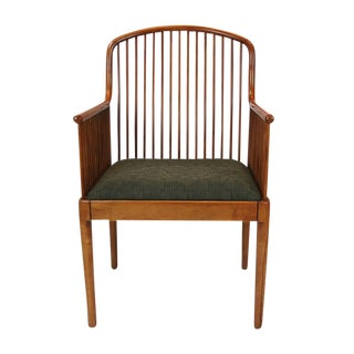 "Stunning Davis Allen for Knoll ""Exeter"" Spindle Dining or Office Chairs - 40 Available For Sale"