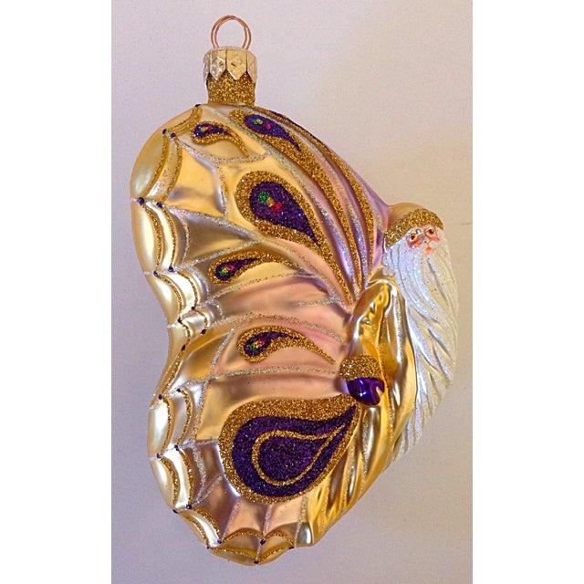 Patricia Breen Papillion Noel Ornament - Image 2 of 4