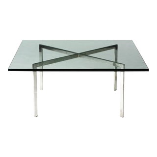 Mid-Century Modern Barcelona Table by Mies van der Rohe for Knoll For Sale