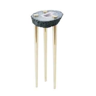 Power of 10 Agate Table by Christopher Kreiling For Sale