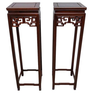 Rosewood Pedestals For Sale