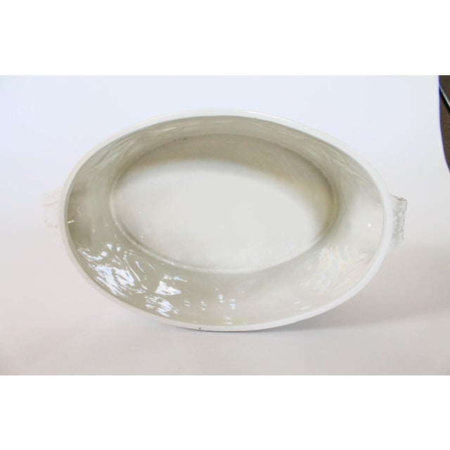 Italian Ceramic Planter For Sale In Milwaukee - Image 6 of 8