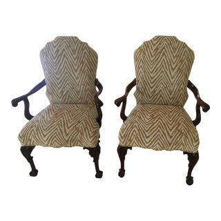 Drexel Heritage Side Chairs - A Pair For Sale