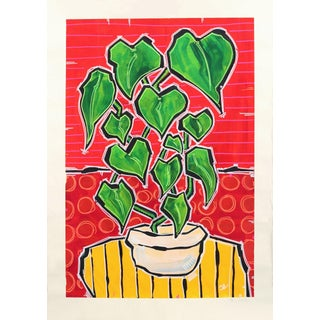 "Jonjo Elliott ""Mom's Favourite"" Original Painting For Sale"