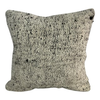 Ethnic Anatolian Antique Handmade Turkish Kilim Pillow For Sale