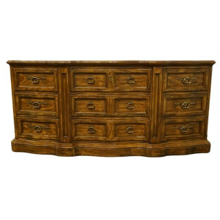 Drexel Heritage Grand Villa Collection Italian Provincial Dresser For Sale
