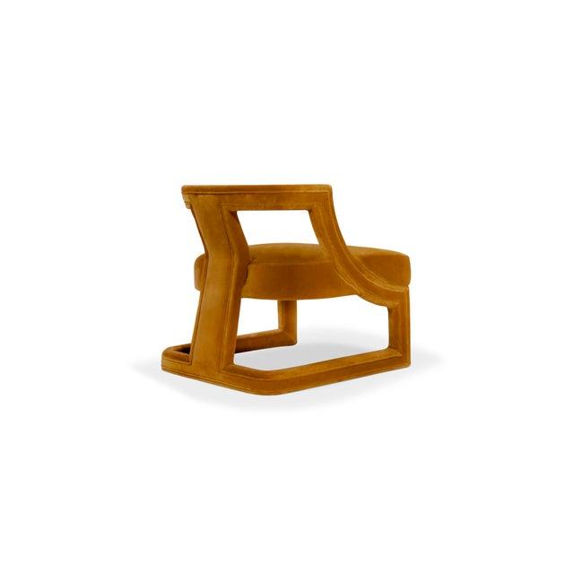 Covet Paris Batak Bold Armchair For Sale - Image 6 of 10