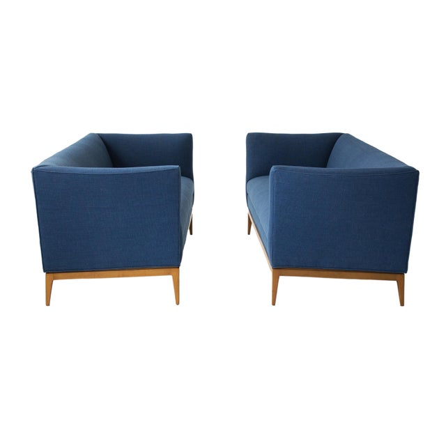 1950s Paul McCobb for Directional pair of Settees For Sale - Image 5 of 6