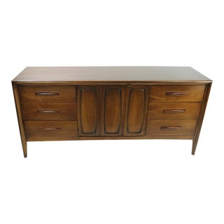1960s Mid Century Dresser Emphasis by Broyhill For Sale