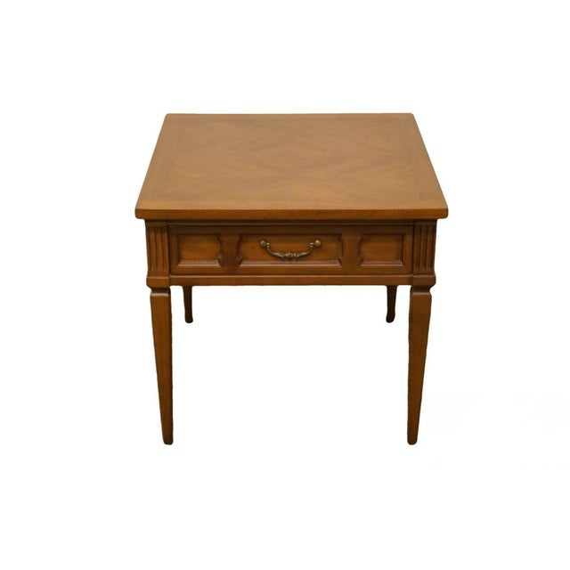 20th Century French Regency American of Martinsville End Table For Sale - Image 13 of 13