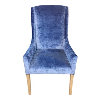 Fairfield Highback Upholstered Side Chair For Sale