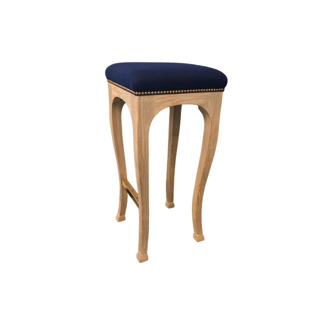 "Truex American Furniture ""Golden Gate"" Bar Stool - Image 2 of 6"