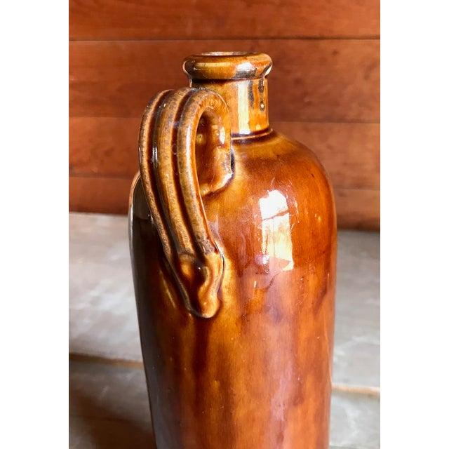 Old Rustic Liquor Bottle Flower Jug Vase Curacao Amsterdam Chairish