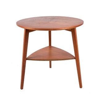 1960s Danish Modern Teak Side Table Preview