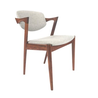 Kai Kristiansen Model #42 Rosewood Dining Chair