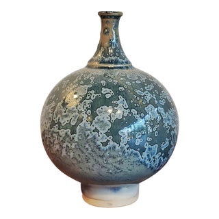 Regine Schneider-Döring Studio Pottery Vase (1960s) For Sale
