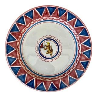 La Pantera Hand Painted Platter
