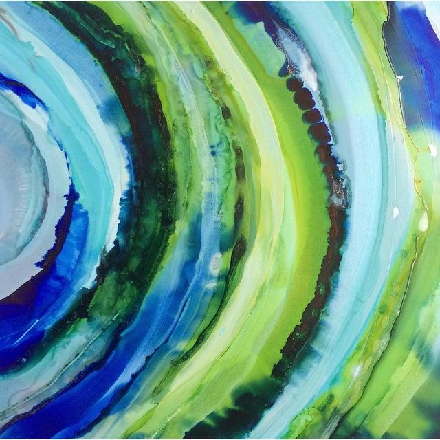 'VENUS' Original Abstract Painting by Linnea Heide - Image 2 of 6