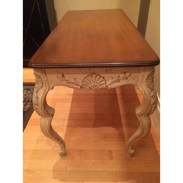 Vintage French Style Writing Desk - Image 6 of 8