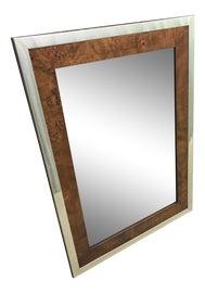 Image of Burlwood Wall Mirrors