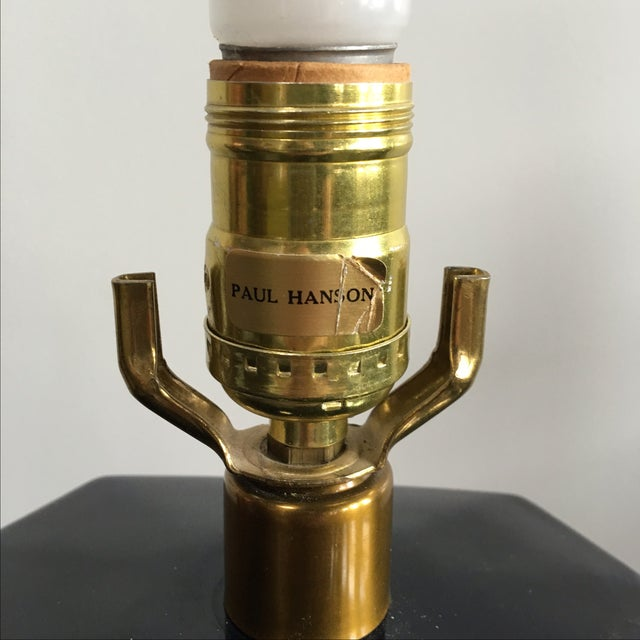 Paul Hansen Table Lamps - A Pair - Image 5 of 5