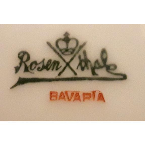 Vintage Rosenthal Large Serving Platter For Sale In Phoenix - Image 6 of 8