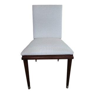 Henredon Furniture David Kleinberg Talice Upholstered Dining Chair For Sale