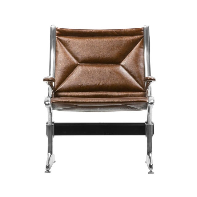 Eames for Herman Miller Tandem Sling Chair - Image 2 of 4