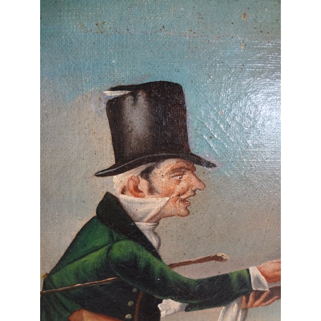 19th Century Italian Painting For Sale - Image 4 of 11