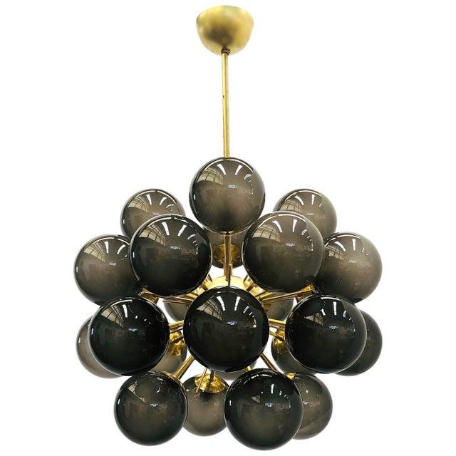 Ventiquattro Sputnik Chandelier by Fabio Ltd For Sale - Image 12 of 12