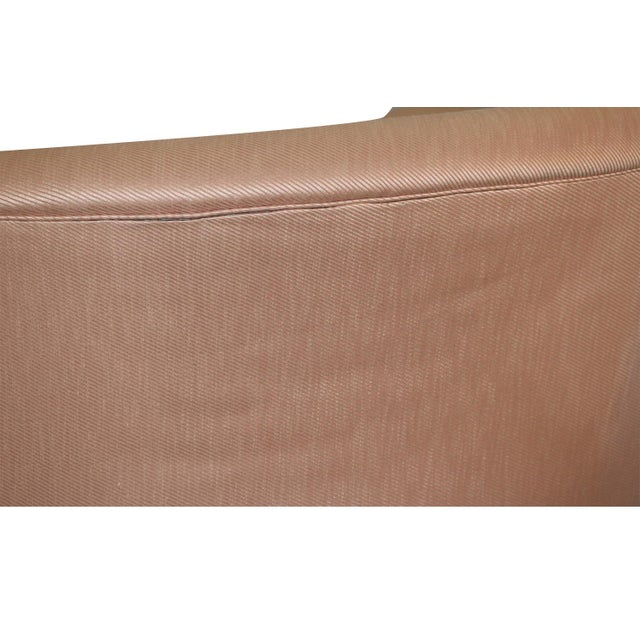 Mid Century Vladimir Kagan Style for Directional Sectional Sofa For Sale In Baltimore - Image 6 of 12