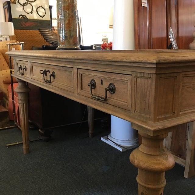 Restoration Hardware French Partner Desk Image 8 Of 11