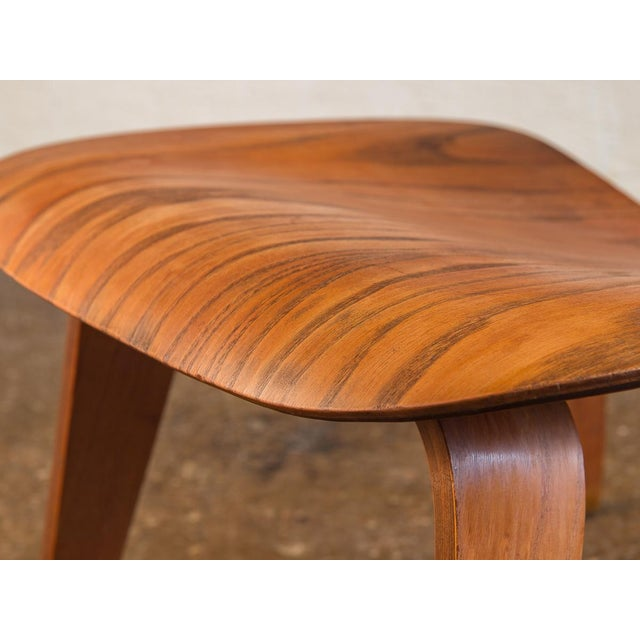 1950s Eames Ash LCW for Herman Miller Chair For Sale - Image 9 of 12
