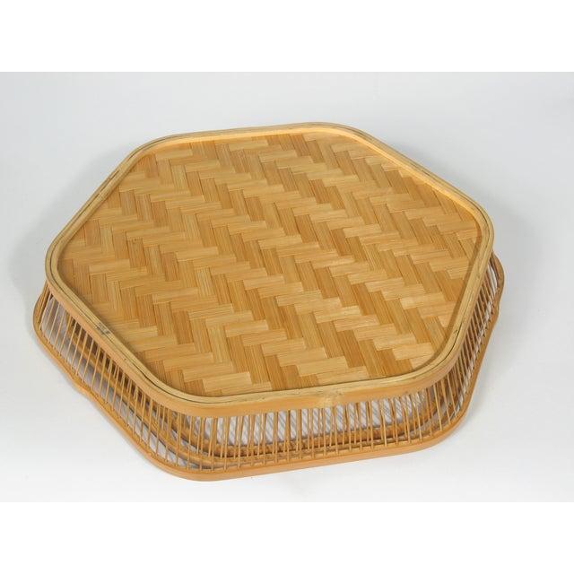 Japanese Nesting Baskets - Set of 3 - Image 4 of 4