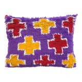 Image of Vintage Moroccan Pillow For Sale