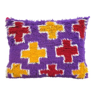 Vintage Moroccan Pillow For Sale