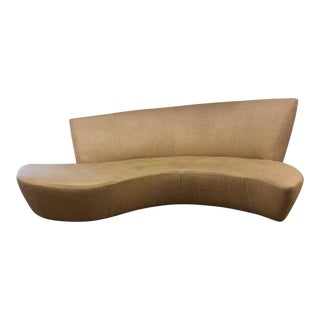 Modern Bilbao Sofa by Vladimir Kagan For Sale