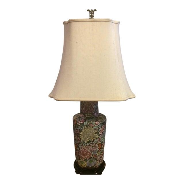 Vintage Maitland-Smith Ginger Jar Lamp - Image 1 of 6