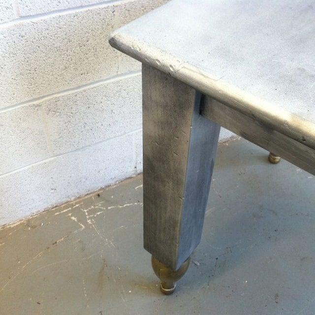 Oak SoHo Side Table - Image 3 of 4