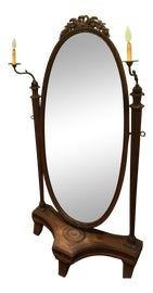 Image of Asian Antique Wall Mirrors