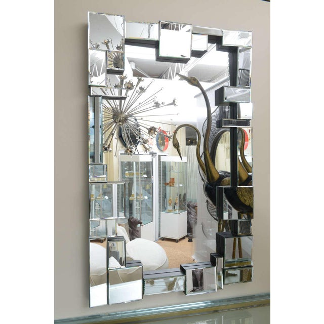 Neil Small Style Multi Faceted Mirror - Image 2 of 4