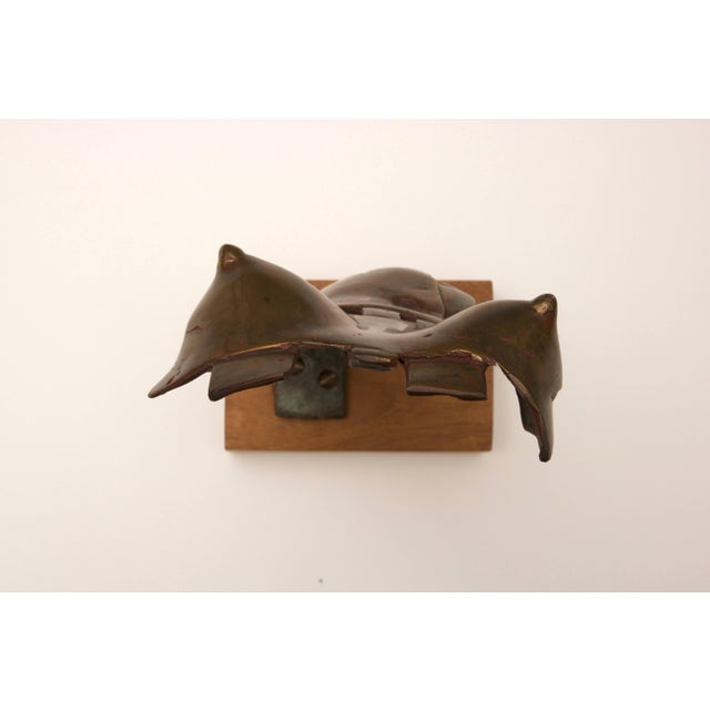 Brutalist Nude Female Bronze Sculpture C. 1996 For Sale In West Palm - Image 6 of 11