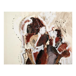 Abstract Painting by Richard Martin Ash