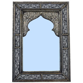 Handmade Moroccan Mirror For Sale