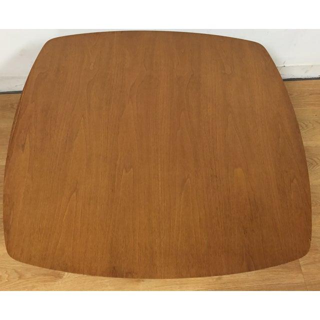 Bleached Walnut John Stuart Coffee Table - Image 5 of 7