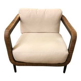 Modern Duvall Lounge Chair For Sale