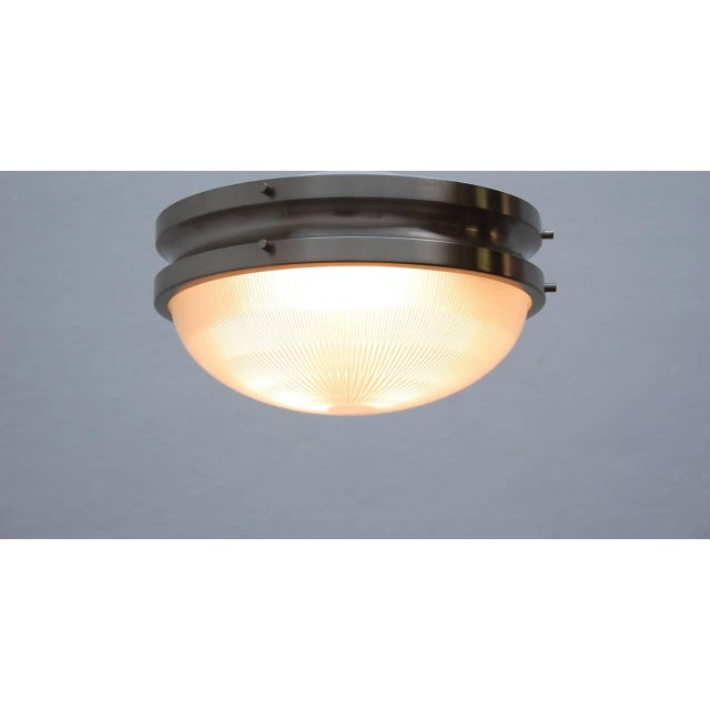 Sergio Mazza for Artemide Flush Mount or Wall Mount Fixtures For Sale In Los Angeles - Image 6 of 10