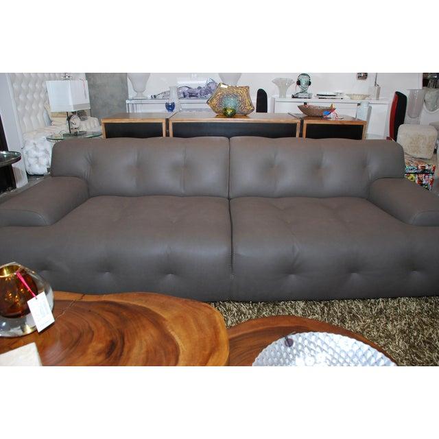 Contemporary Roche Bobois Blogger Sofa For Sale - Image 3 of 9