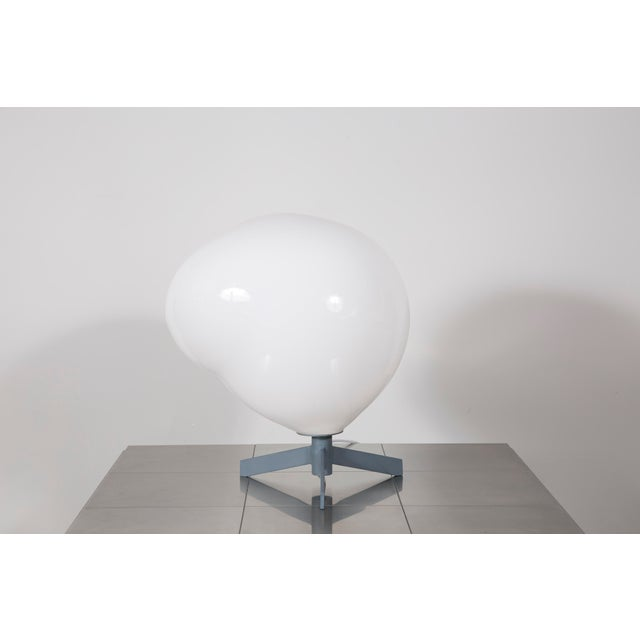 """2010s """"Nubes"""" Table Lamp, Galerie Blanchetti Edition 2018 For Sale - Image 5 of 10"""