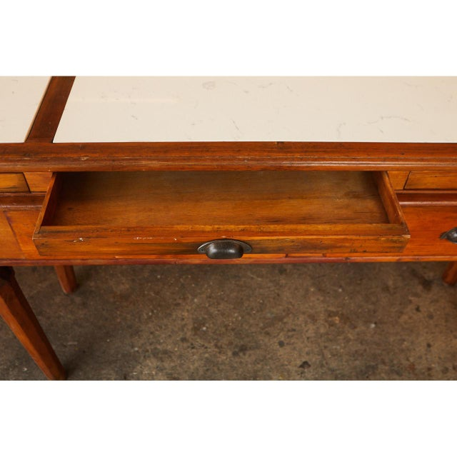 1920s 1920's Italian sideboard For Sale - Image 5 of 11